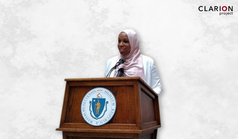 The newest Democratic congressional candidate in Massachusetts,
