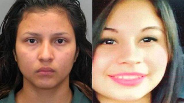 Venus Romero Iraheta left, pleaded guilt to the brutal killing