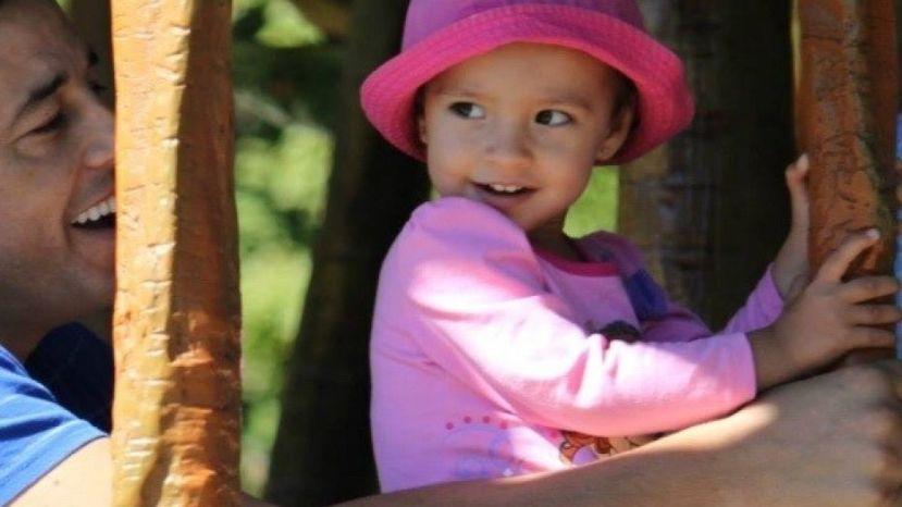 Camila Torcato, 5, was killed Monday