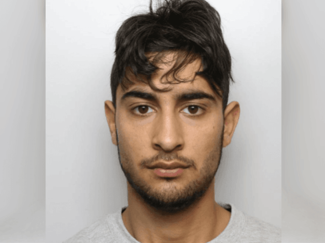 Aryan Rashidi charged raping a pregnant woman