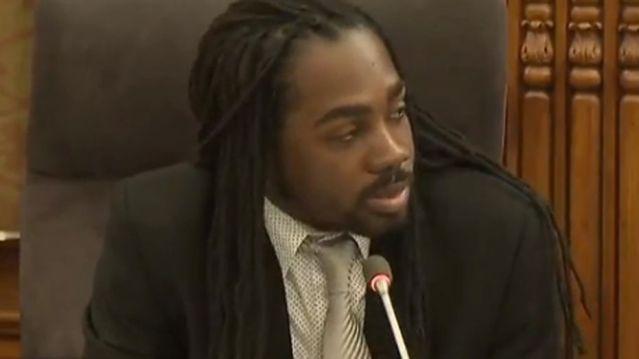 Washington D.C. city council member Trayon White. (File)