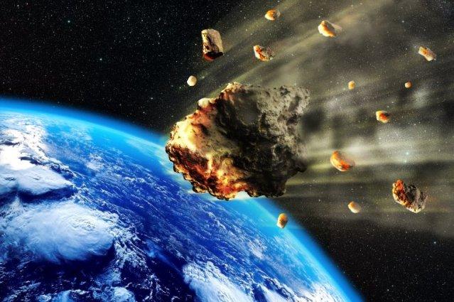 asteroid (named Bennu)