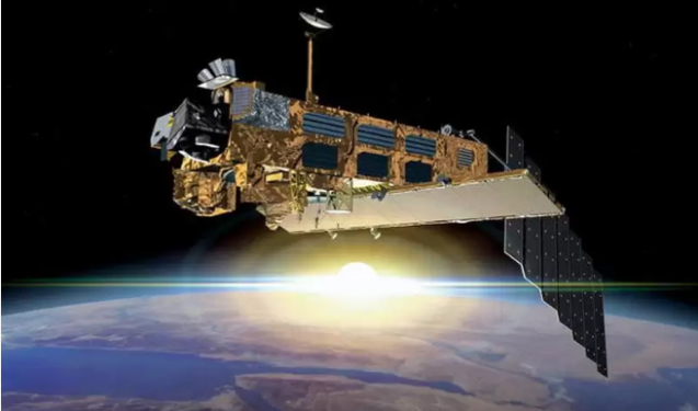 Airbus wants to bring down a defunct space station with a giant harpoon