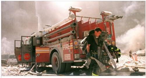 City firefighter Thomas Phelan,