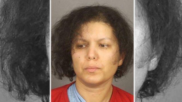 Mugshot for Hanane Mouhib, 36