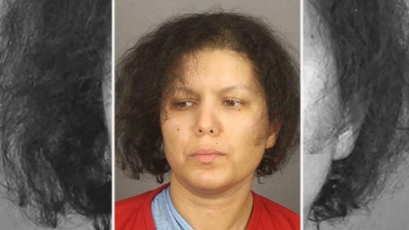 Mugshot for Hanane Mouhib, 36