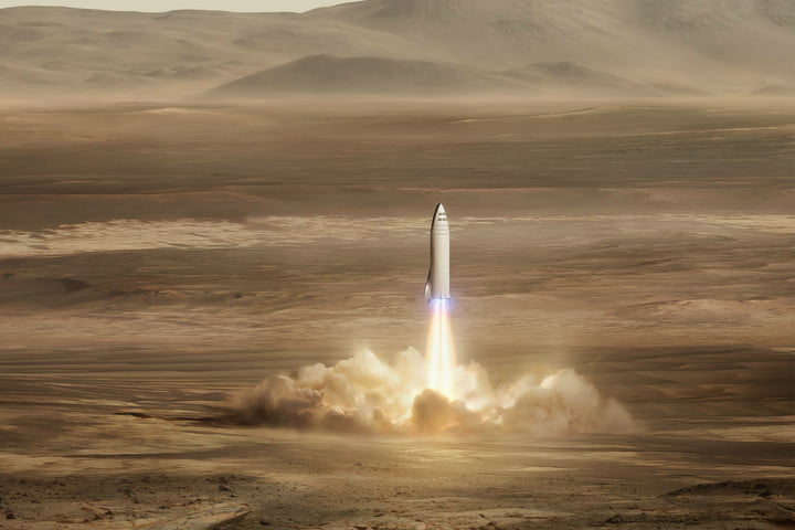 SpaceX new 'BFR' space vehicles