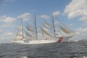 Coast Guard Cutter Eagle