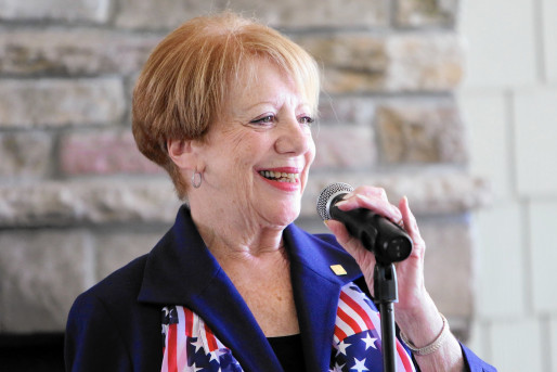 Deerfield Mayor Harriet Rosenthal