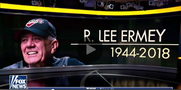 R. Lee Ermey's