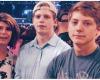 Becky, Justin and Matthew Savage
