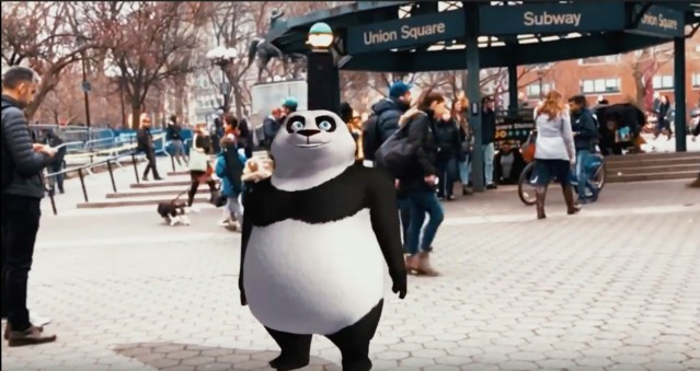 Pandas AR,
