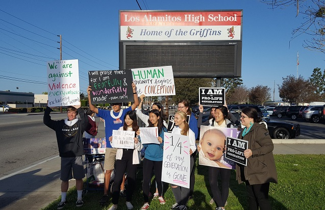 Pro-life-students-participate-in-the-pro-life-walkout-on-April-11-2018