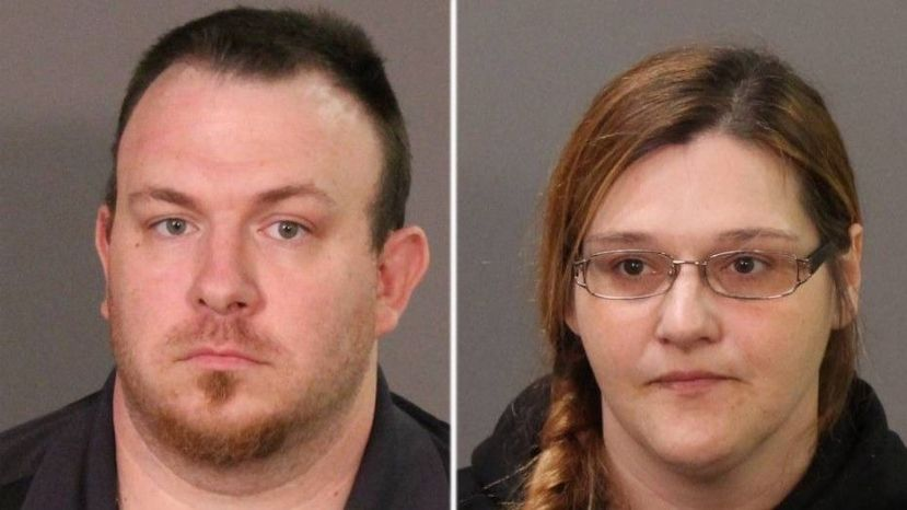 Martin and Jolene LaFrance, both 35, were arrested Friday