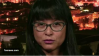 Yvette Felarca, 47, the leader and spokesperson for the anti-fascist group By Any Means Necessary