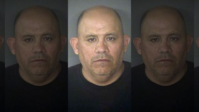 Jose Nunez, a 10-year veteran with the Bexar County Sheriff's Office, has been accused of