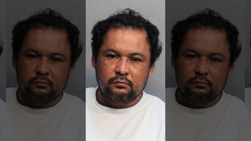 Mugshot for Juan Carlos Hernandez-Caseres, 37.