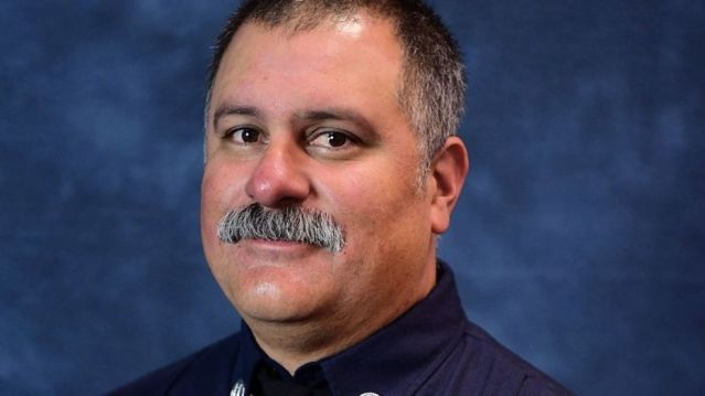 Long Beach Fire Capt. Dave Rosa, a 17-year veteran