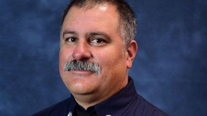Long Beach Fire Capt. Dave Rosa, a 17-year veteran