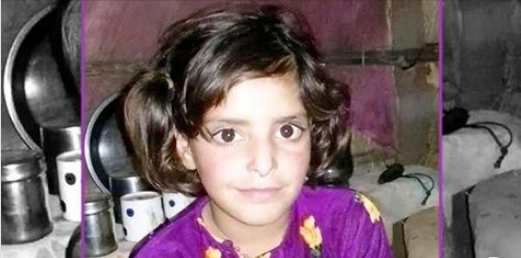 The horrific torture, rape and murder of an eight-year-old girl