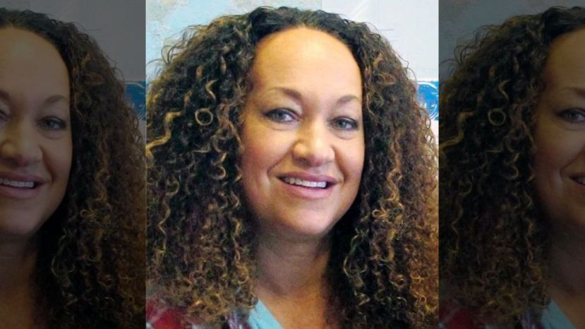 Rachel Dolezal is pictured in March 2017,