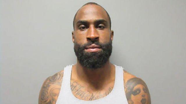 Brandon Browner was arrested Sunday.  (La Verne Police Department)