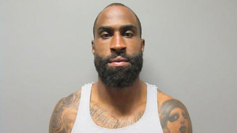 Brandon Browner was arrested Sunday.  (La Verne Police Department)