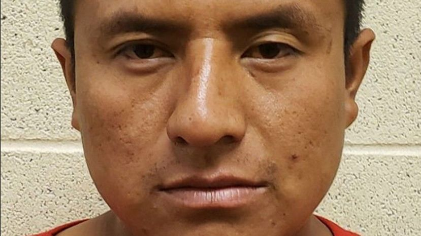 Anthony Diaz-Garcia has been captured