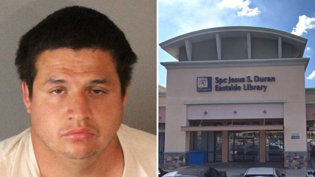 Juan Francisco Palacios is accused of sexually assaulting a 6-year-old body