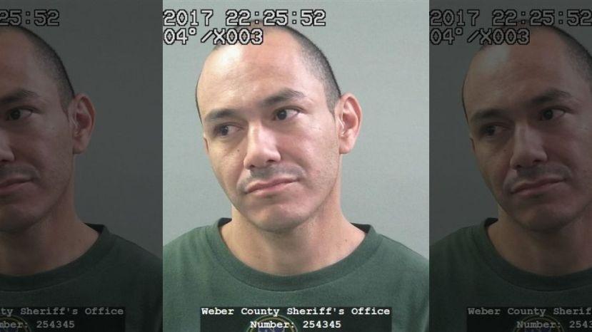 Alex Hidalgo, 37, allegedly killed his son