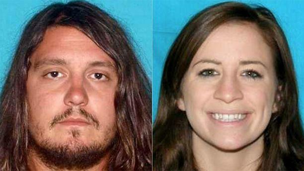 Bartley Teal, left, and Jaime Sarrantonio were shot dead Friday morning
