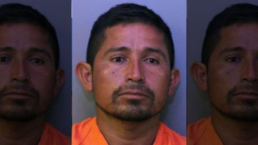 Jesus Ramirez-Velasco.  (Polk County Sheriff's Office)