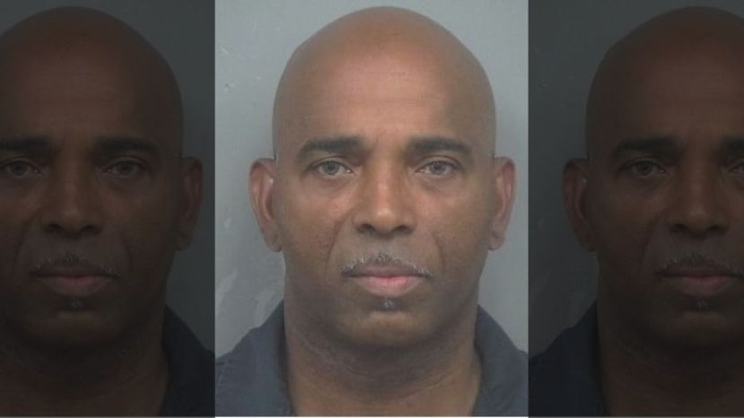 Ricardo Arturo Cole, Sr., 55, faces charges after his son's girlfriend alleged he tried to rape her.