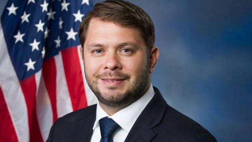 Democratic Rep. Ruben Gallego