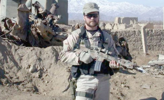 Tech. Sgt. John Chapman will be posthumously awarded the Medal of Honor. (U.S. Air Force)
