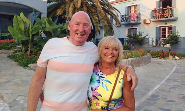 John and Susan Cooper died during a family holiday