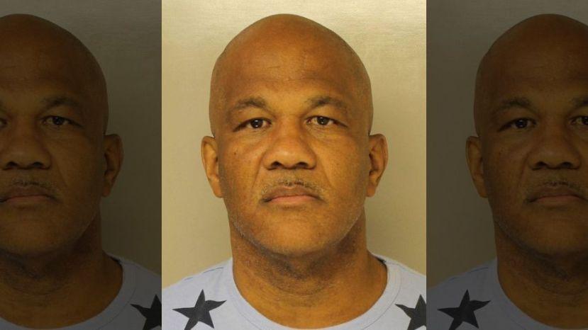 Virgil Solis, 58, is accused of stabbing his wife
