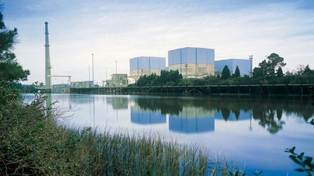 The Brunswick Nuclear Plant