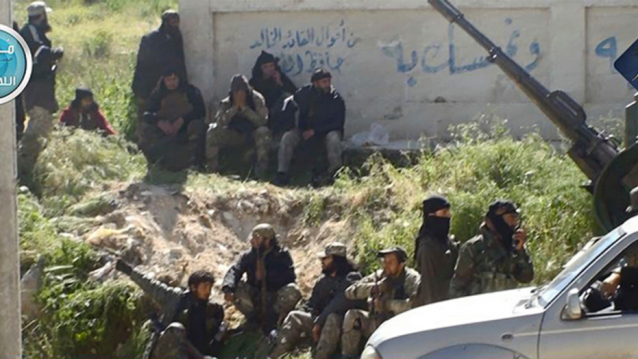 Syria's al-Qaida-linked Nusra Fron