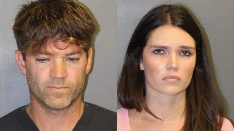 Grant Robicheaux and Cerissa Riley are accused