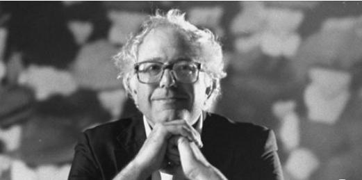 Sanders in 1990