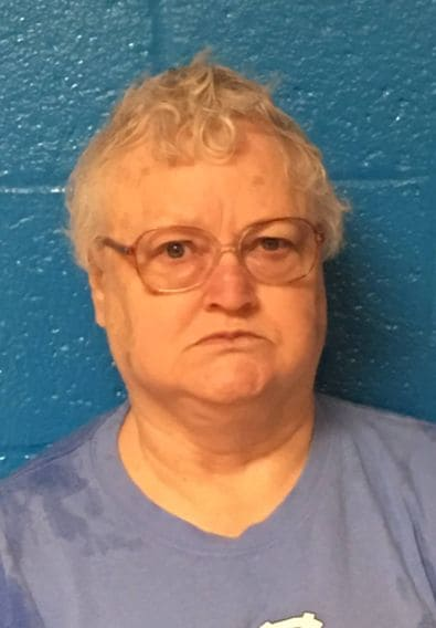 Donna Sue Hudgins (Enfield Police Department)