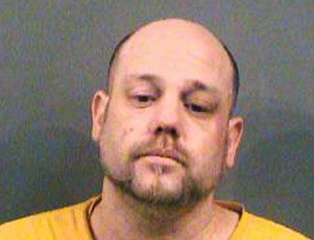 Stephen Bodine, 41, of Wichita,
