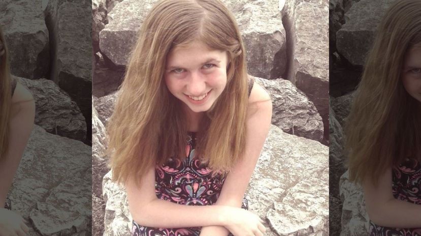 Jayme Closs, 13,