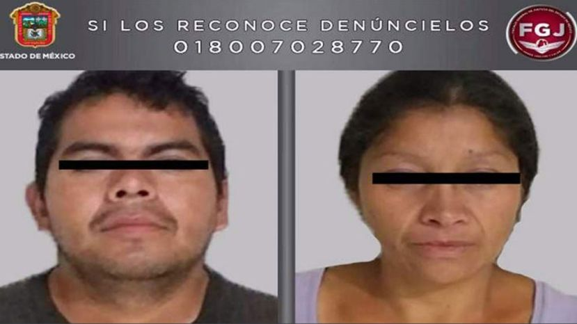 Juan Carlos and Patricia