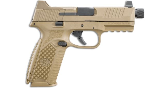 FN 509 Tactical handgun (FN America)