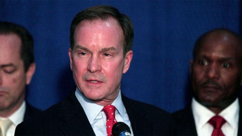 Michigan Attorney General Bill Schuette,