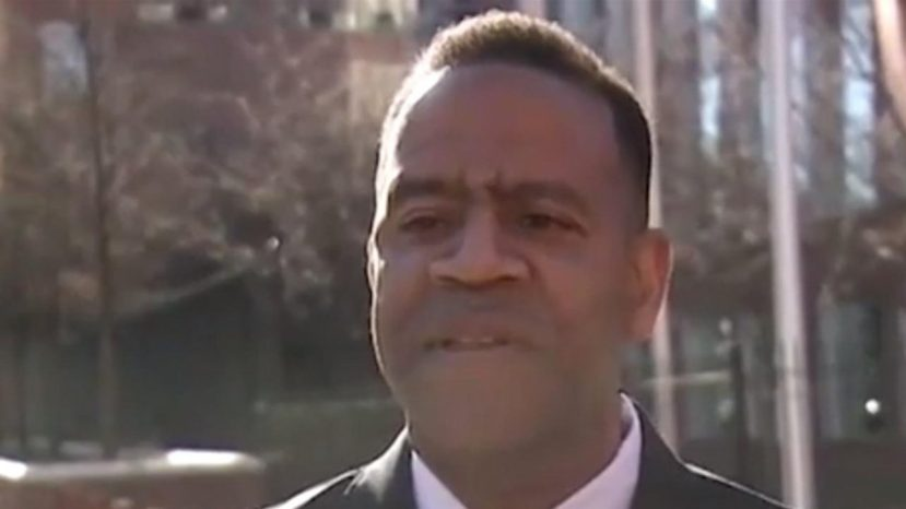 Kelvin Cochran, a former Atlanta fire chief who wrote a Christian book for a men's Bible study