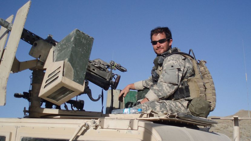 Former Staff Sgt. Ronald J. Shurer II
