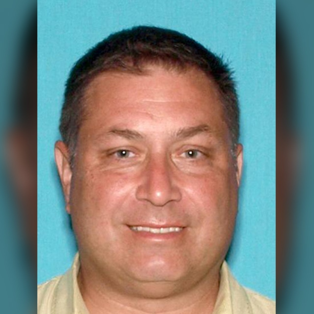 Mugshot of Paul Caneiro from Ocean Township police